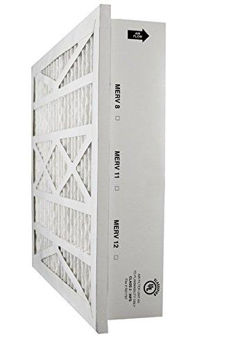 """Honeywell Dpfg24x30x5am11 Grille Filter 24"""" X 30"""" X 5"""", 2 Pack, Merv 11"""