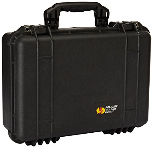 Pelican 1500 EMS Case (Black)
