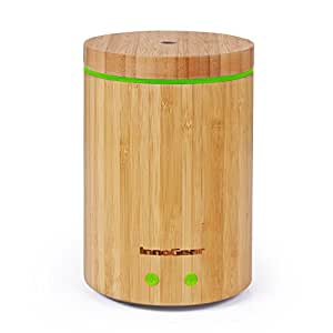 Amazon.com : InnoGear Upgraded 300ml Real Bamboo Essential