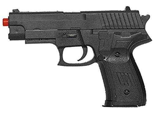 UKARMS 216 Spring Powered Airsoft Pistol - Beginner Airsoft Gun