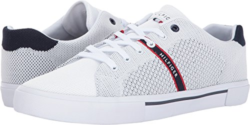Tommy Hilfiger Men's Pronto White 11 D US