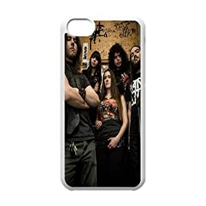 Generic Case Band Slayer For iPhone 5C 67T5T68625
