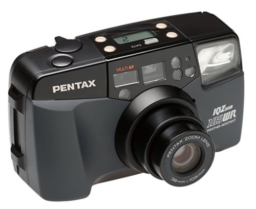 (Pentax IQ Zoom 105WR QD Date 35mm Camera)