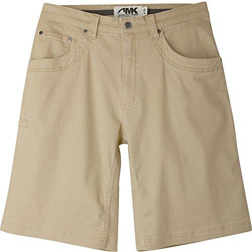 Mountain Khakis Men's Camber 105 Short Classic Fit, Desert Khaki, 35/9