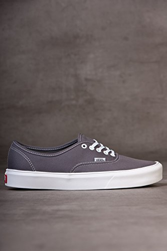 Vans Authentic Lite Sneakers Charcoal/White Mens Mens 10