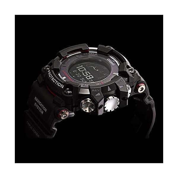 Casio Reloj Digital para Hombre de Cuarzo con Correa en Resina GPR-B1000-1ER 4