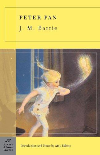 Peter Pan (Barnes & Noble Classics)