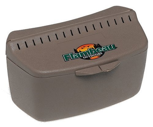 - Flambeau Outdoor 6610 Belt Mate Worm Storage