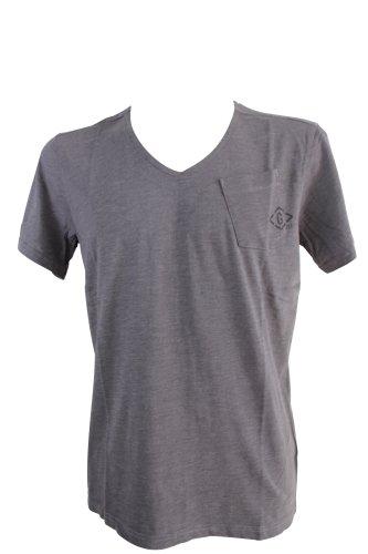 G-STAR Herren T-Shirt GRIS FONCE