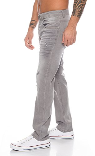Pantaloni M2 Jeans 2105 Regular Uomo Rock grigio Creek Da Fit Rc Bw0qYa
