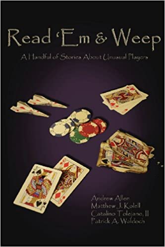 e30116876e116 Read 'em & Weep: A Handful of Stories about Unusual Players Paperback –  December 4, 2012