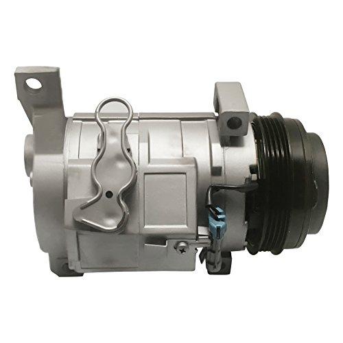Gmc Yukon A/c Compressor - RYC Remanufactured AC Compressor and A/C Clutch GG363