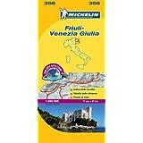 Friuli Venezia Giulia - Michelin Local Map 356 (Michelin Local Maps)