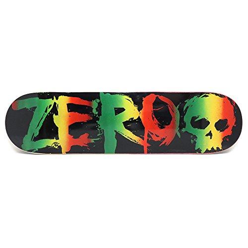 長いです黒八百屋ZERO DECK ゼロ デッキ TOMMY SANDOVAL RASTA BLOOD 8.0 スケートボード スケボー SKATEBOARD