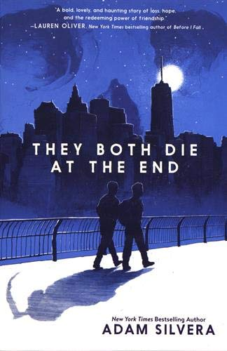 Amazon.com: They Both Die at the End (9780062688514): Silvera, Adam: Books