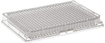 Nunc Assay Plate, 384 Well, Clear (Case of 30)