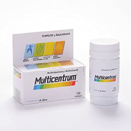 MULTICENTRUM LUTEINA 100 COMP