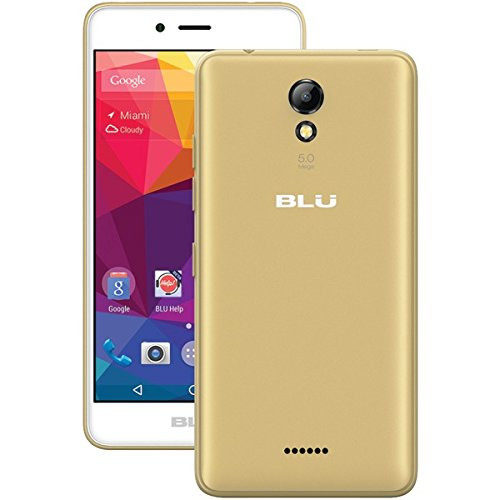 BLU Unlocked Quad Core Android Smartphone