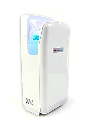 Magic Stream eléctrico secador de Manos para Seca Las Manos en 5 - 7 Segundos, 1900 W, sin Contacto con Sensor: Amazon.es: Hogar
