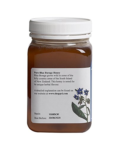 Pacific Resources HL80054 Honeyland Blue Borge Honey