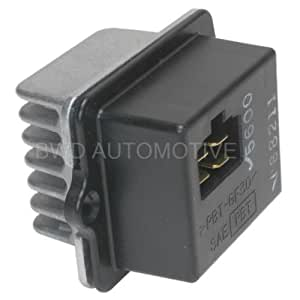 Bwd automotive ru1294 blower motor resistor for Bwd blower motor resistor
