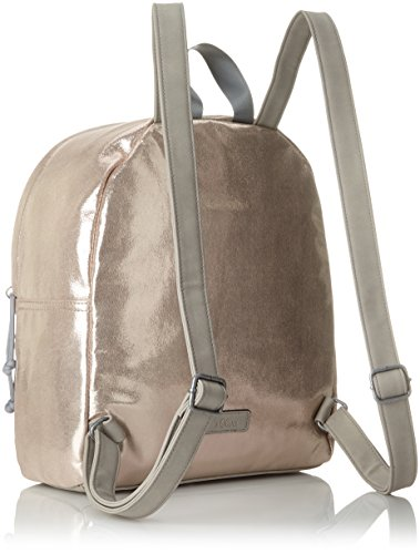 s.Oliver (Bags) 39.802.94.5914, Bolsos mochila Mujer, Rosa (Rose Gold), 10x34,5x28 cm (B x H T)