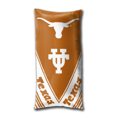 Texas Longhorns Body Pillow - The Northwest Company Officially Licensed NCAA Folding Body Pillow