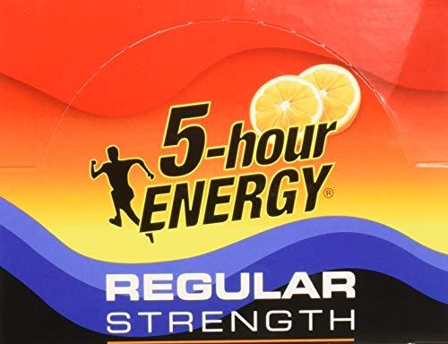 5-HOUR ENERGY ORANGE 12/CS