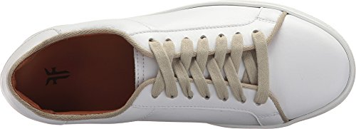 Frye 79.981 Vrouwen Alexis Lage Kant Sneaker Wit / Sage