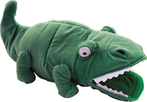 Bell Ferret Marshall Pet - Marshall Ferret Hide-N-Sleep Alligator