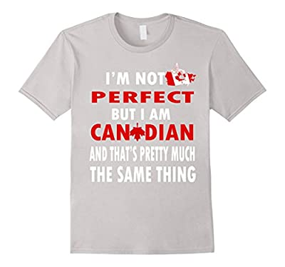 Canadian Pride Funny Canadian American Flag Pun Shirt