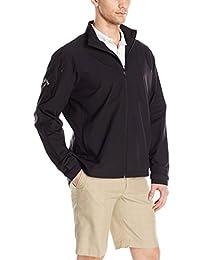 Callaway Men's Long Sleeve Full-Zip Wind Jacket