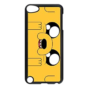 Treasure Design Adventure-Time Jake the dog HD Apple iPod Touch 5 hard case covers