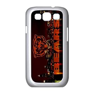 Best Phone case At MengHaiXin Store Team Sports Chicago Bears Pattern 70 For Samsung Galaxy S3