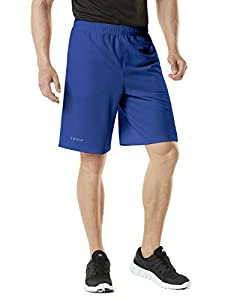 Tesla Men's Cool Mesh Basketball Shorts Smooth HyperDri With Pockets MBS02 / CMBS01 / MTP07