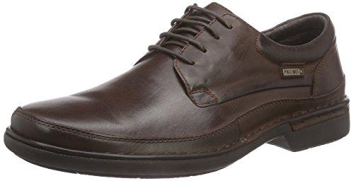 Marrón Olmo para Pikolinos 08F cuero 5013 Olmo I12 casual 2 de hombre OVIEDO Zapatos w7zwZP