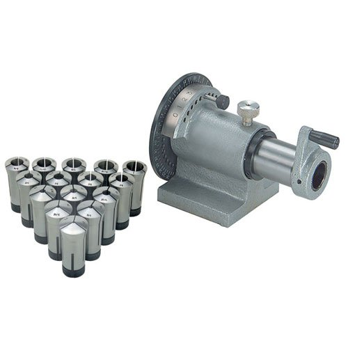 TTC 15 Pc. 5C Collet Set & Index Fixture