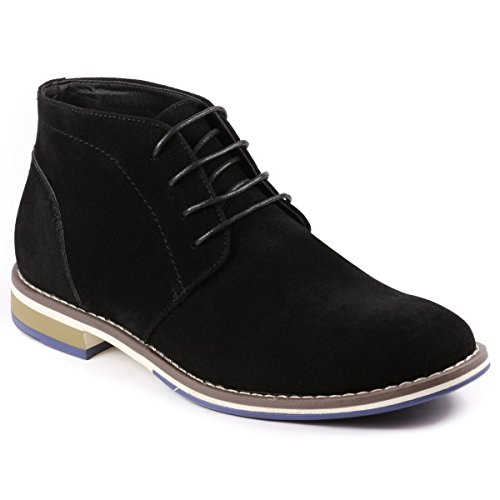 mens dress and casual boots - 8