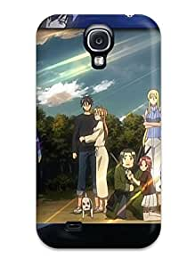Excellent Design Highschool Of The Dead Phone Case For Galaxy S4 Premium Tpu Case