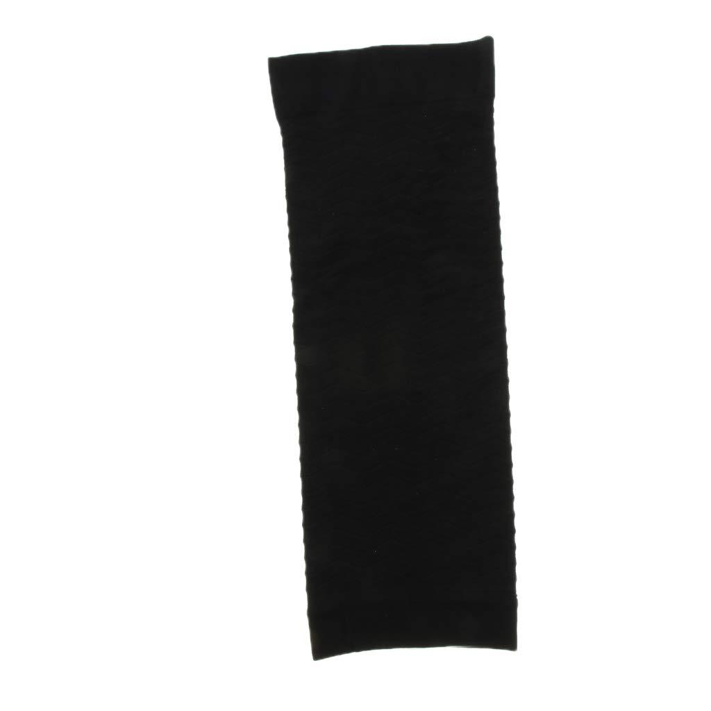 F Fityle 1 Par Cintur/ón Deportivo para Envoltura de Piernas Soporte para Masajear Ajustable