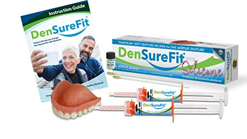 DenSureFit (Best Way To Remove Denture Adhesive From Dentures)