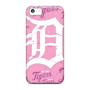 High-quality Durability Cases For Iphone 5c(detroit Tigers)