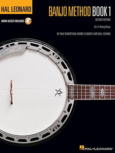 Hal Leonard Banjo Method - Book 1: For 5-String Banjo