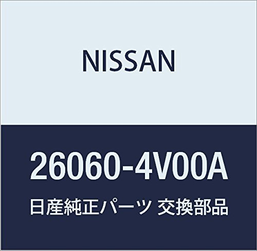 NISSAN(ニッサン) 日産純正部品 ランプアッシー、LH 26060-WE027 B01KUFMEKS -|26060-WE027