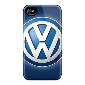 Iphone Covers Cases Volkswagen Logo Compatibel With Iphone 6plus, The Gift For Girl Friend