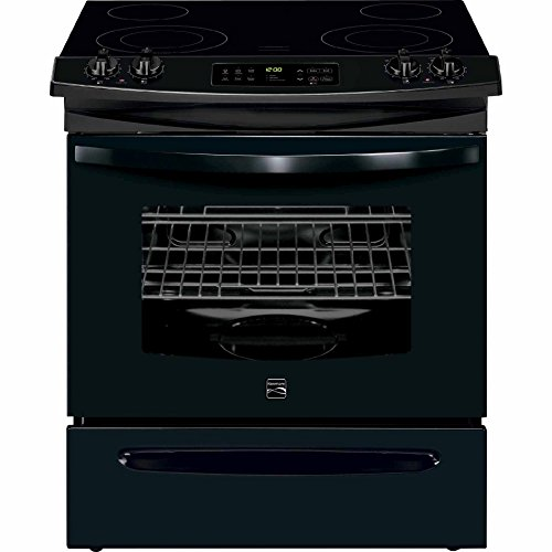 Black Self Cleaning Range - Kenmore 42539 4.6 cu. ft. Self Clean Electric Slide-in Range in Black, includes delivery and hookup