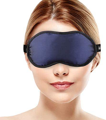 Kimkoo Eye Mask for Dry Eyes&Microwave Warm Eye Heat Mask,Eye Compress Moist Heat