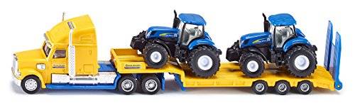 die cast new holland tractor - 6