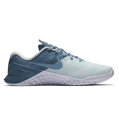 Nike Women Nike Metcon 3 - Glacier Blue/Smokey Blue/White/Mica Blue (8.5)