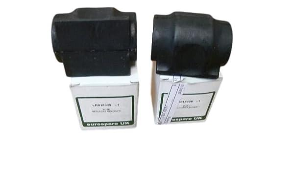 LAND ROVER BUSHING FRONT STABILIZER BAR LR3 SET 2 EUROSPARE NEW LR015339